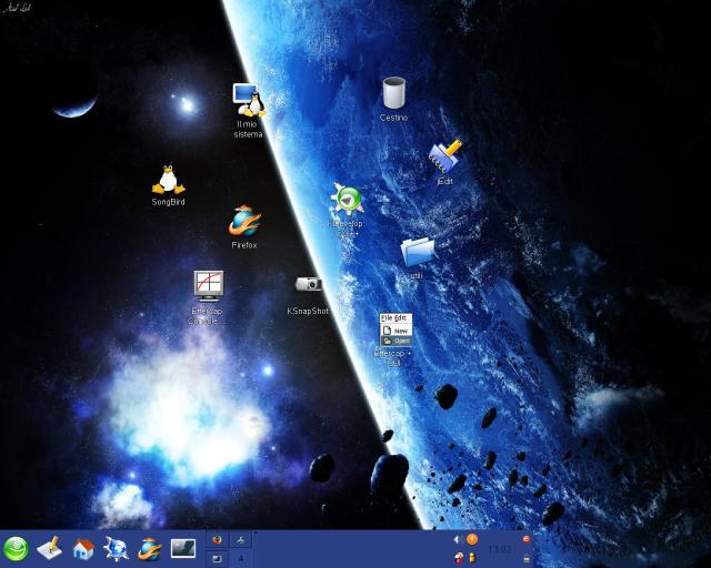 Desktop Vuoto