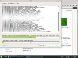 openSUSE 13.2 Beta1 - YaST aggiorna il sistema